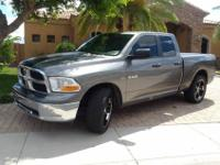 Beautifully maintained 2009 Dodge Ram 1500 Hemi Quad