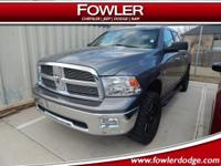 HEMI 5.7L V8 Multi Displacement VVT and 4WD. Looks and