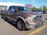 New Arrival! This 2009 Dodge Ram 1500 Laramie Includes