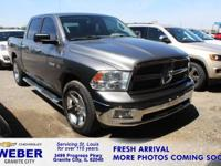 Recent Arrival! Charcoal Dodge Ram 1500 **LOCAL TRADE