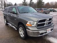 Options:  2009 Dodge Ram Truck 1500 Slt 4X4|One Owner