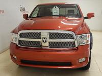 Options:  2009 Dodge Ram 1500 4X4|Features Include
