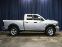 Clean Carfax Two Owner 4x4 Truck with AUX Audio Port!
