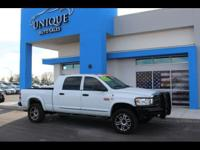 One Owner No Accident Carfax! 2009 Dodge Ram 2500 Mega
