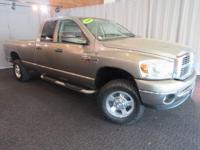 LOW MILEAGE LONG BOX!! NEED TO WORK AND ON A BUDGET