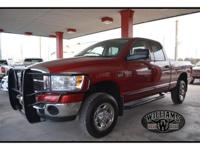 Options:  2009 Dodge Ram 2500 Sxt|Visit Williams Group