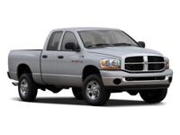 Only 91,045 Miles! This Dodge Ram 3500 boasts a Diesel