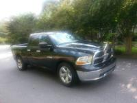 OFFERING MY 2009 DODGE RAM SLT 1500 4 DOOR! ITS A