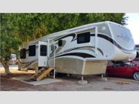 2009 DRV Mobile Suites 36RS3 Fifth Wheel. Great for
