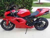 Make: Ducati Model: Other Mileage: 4,345 Mi Year: 2009