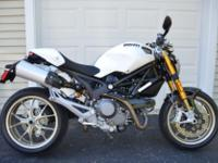 Make: Ducati Model: Other Mileage: 10,782 Mi Year: