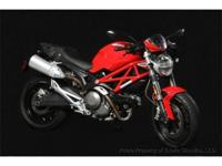 2009 Ducati Monster 696 Exotic Classics is pleased to