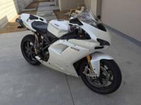Year:2009-Mileage:1,732-Make:Ducati-Exterior