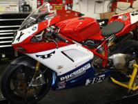 Ducati 848 / Hyper 1100evo engine Road Racer  This