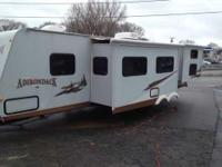 2009 Dutchmen Adirondack. Considered to be fully self