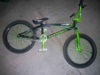 Great bike in good condition, 20 inches & 25 pounds. 9