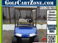 Rebuilt! This Golf Cart is a genuine head turner! 2009