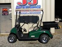 2009 EZGO RXV GAS GOLF CART   NEW wheels, tires, light