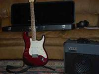 I have a 2009 Fender Stratocaster M.I.M. Like new never