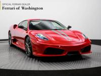 This 2009 Ferrari 430 Scuderia is proudly offered by