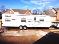 2009 Flagstaff 27 BHSS Super Light weight Travel