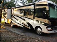Year: 2009 Make: Fleetwood Model: Bounder 35E Length: