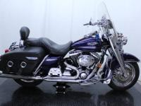 2009 FLHR Road King With a combination of majestic