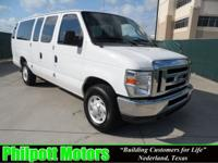 Options Included: N/A2009 Ford E350 15 Passenger Van,
