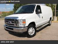 This CLEAN CARFAX Econoline Van is CLEAN and prepared