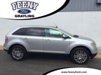 Brilliant Silver Clearcoat Metallic 2009 Ford Edge