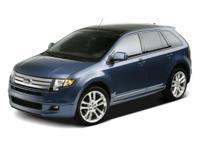 Edge Limited, AWD, and White Platinum Tri-Coat