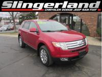 Options:  2009 Ford Edge Limited|Recent Arrival! New