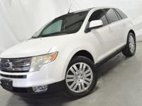 2009 Ford Edge! J.D. Power and Associates gave the 2009