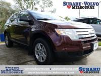 LOW MILEAGE 2009 FORD EDGE SE 2WD**CLEAN CAR FAX**ONE