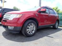 Options:  2009 Ford Edge Sel 4Dr