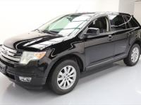 This awesome 2009 Ford Edge comes loaded with the