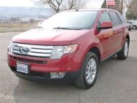 2009 FORD Edge SUV 4DR SEL AWD Our Location is: Tom