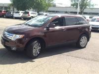 2009 Ford Edge SUV Limited Our Location is: Don Miller