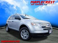 Ford Certified, 4-Wheel Disc Brakes, ABS brakes, AM/FM