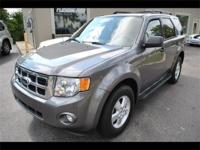 2009 FORD ESCAPE XLT - STERLING GRAY CLEARCOAT METALLIC