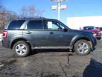 Options:  2009 Ford Escape Limited|Black|Clean Carfax.