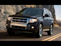2009 FORD Escape SUV FWD 4dr V6 Auto Limited Our