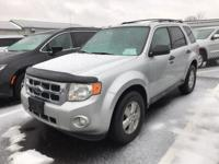 Options:  2009 Ford Escape Xlt 2.5L|Features Include