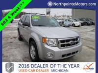 Options:  2009 Ford Escape Xlt Silver We Finance!