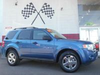Options:  2009 Ford Escape Xlt 4Dr Suv V6|Sport Blue