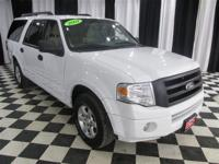 This 2009 Ford Expedition EL 4dr 4WD 4dr XLT 4x4 SUV