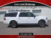 Options:  2009 Ford Expedition Loaded Up And 3Rd Row