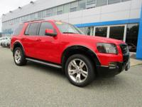 Carfax One Owner 2009 Ford Explorer XLT AWD SUV