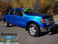 4WD, XLT, CREW CAB, SHORT BOX, BENCH SEAT, BFG TIRES,