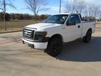 2009 Ford F-150. V8 REGULAR CAB SHORT BED AUTOMATIC